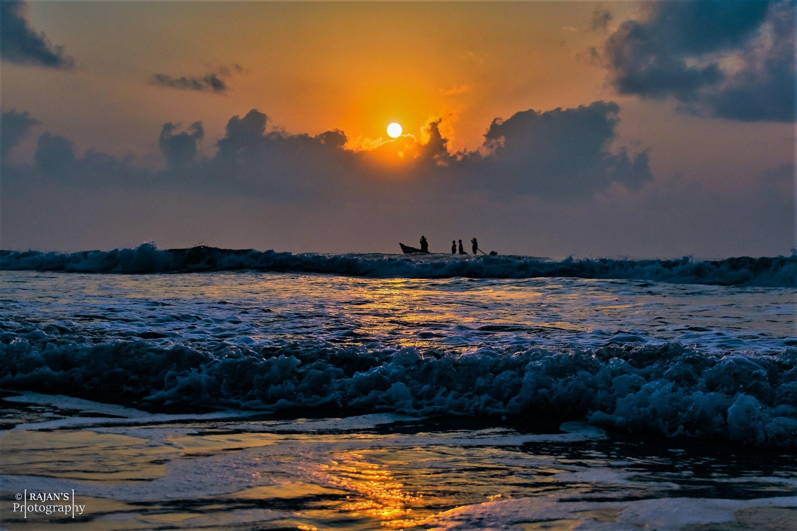 Pudukuppam Beach