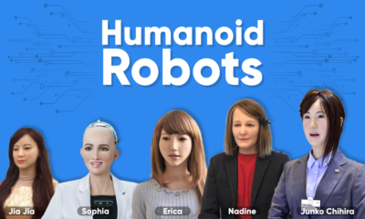 5 Best Humanoid Robots in The World