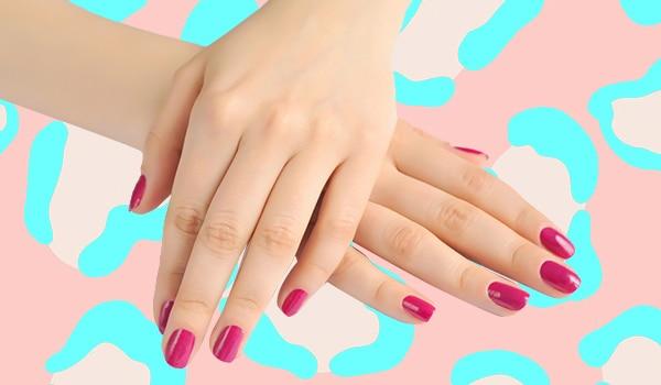 Don't scrap off your nail polish
