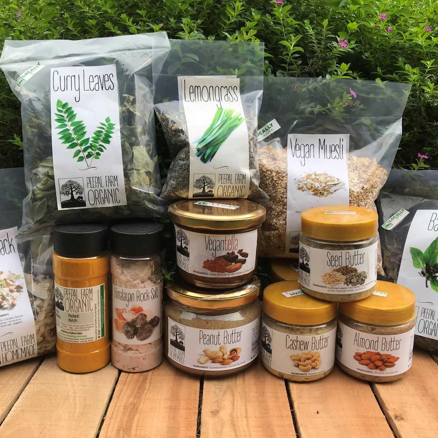 Buy Organic & Vegan Products From Peepal Farm | LBB