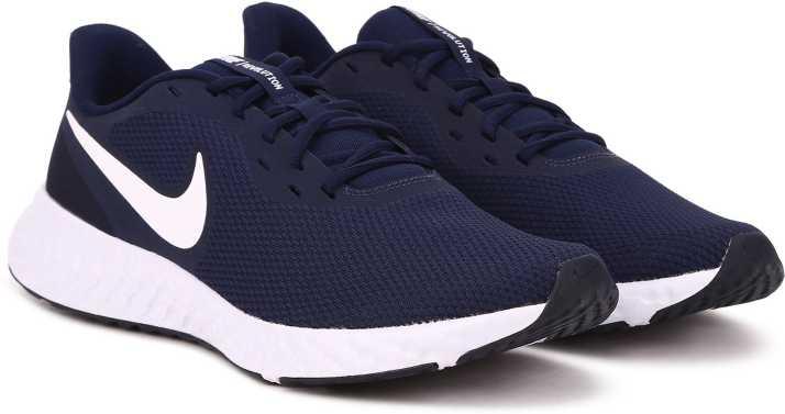 NIKE REVOLUTION 5 Running Shoes For Men - Buy NIKE REVOLUTION 5 Running Shoes For Men Online at Best Price - Shop Online for Footwears in India | Flipkart.com