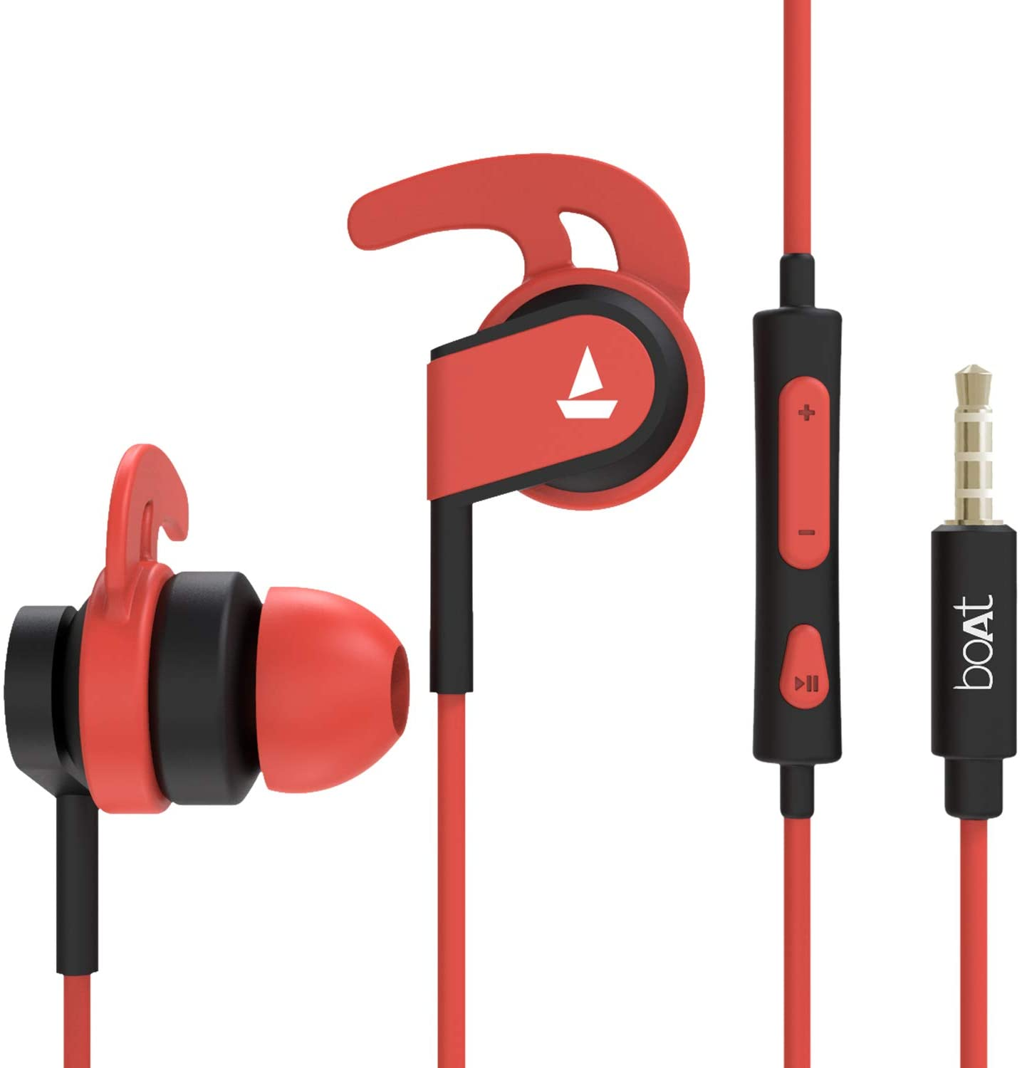 boAt Bassheads 242 in-Ear Wired Earphones with Mic