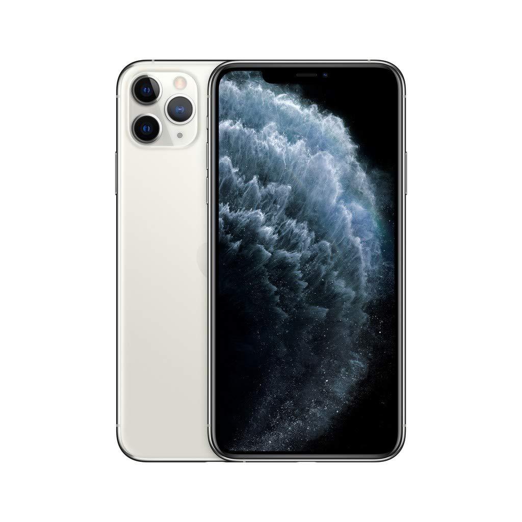 Apple iPhone 11 Pro Max (64GB) - Silver: Amazon.in