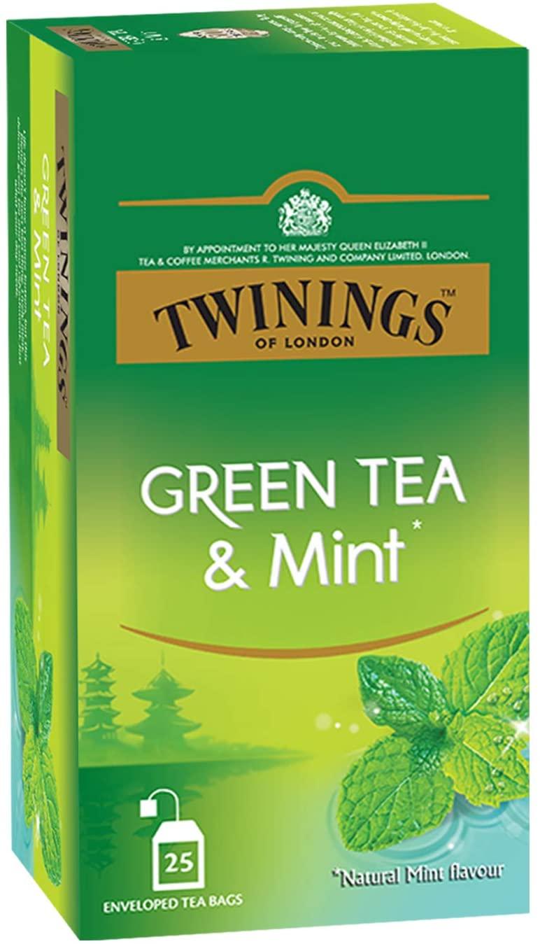 Twinnings green tea