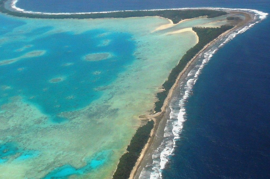 Visit Tuvalu before it disappears • CampRest.com