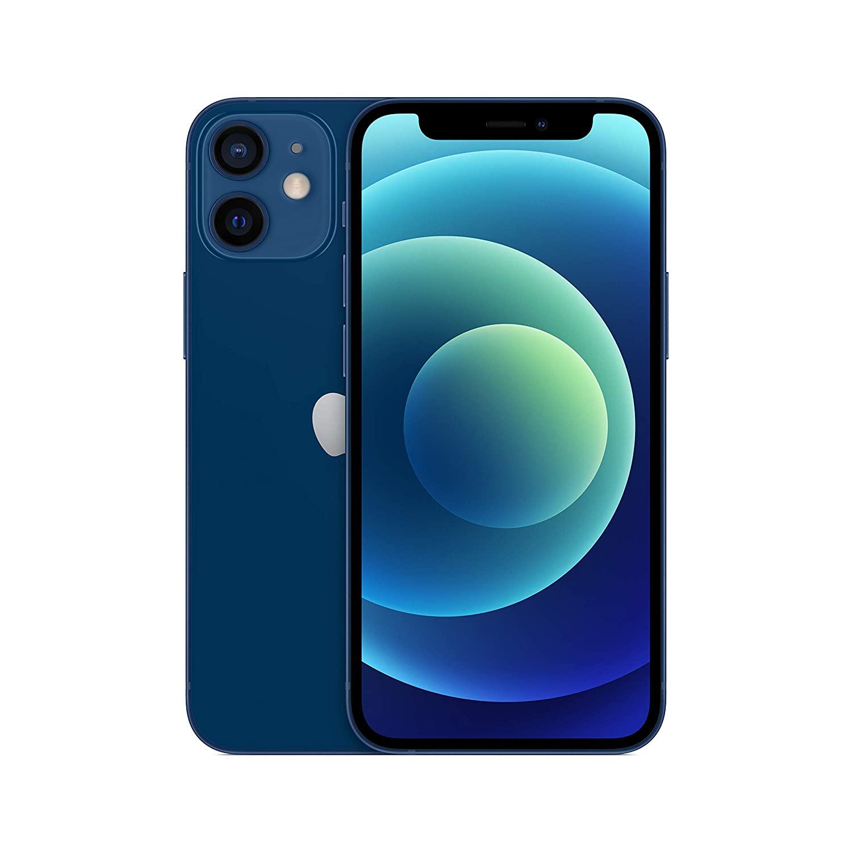 New Apple iPhone 12 Mini (64GB) - Blue: Amazon.in