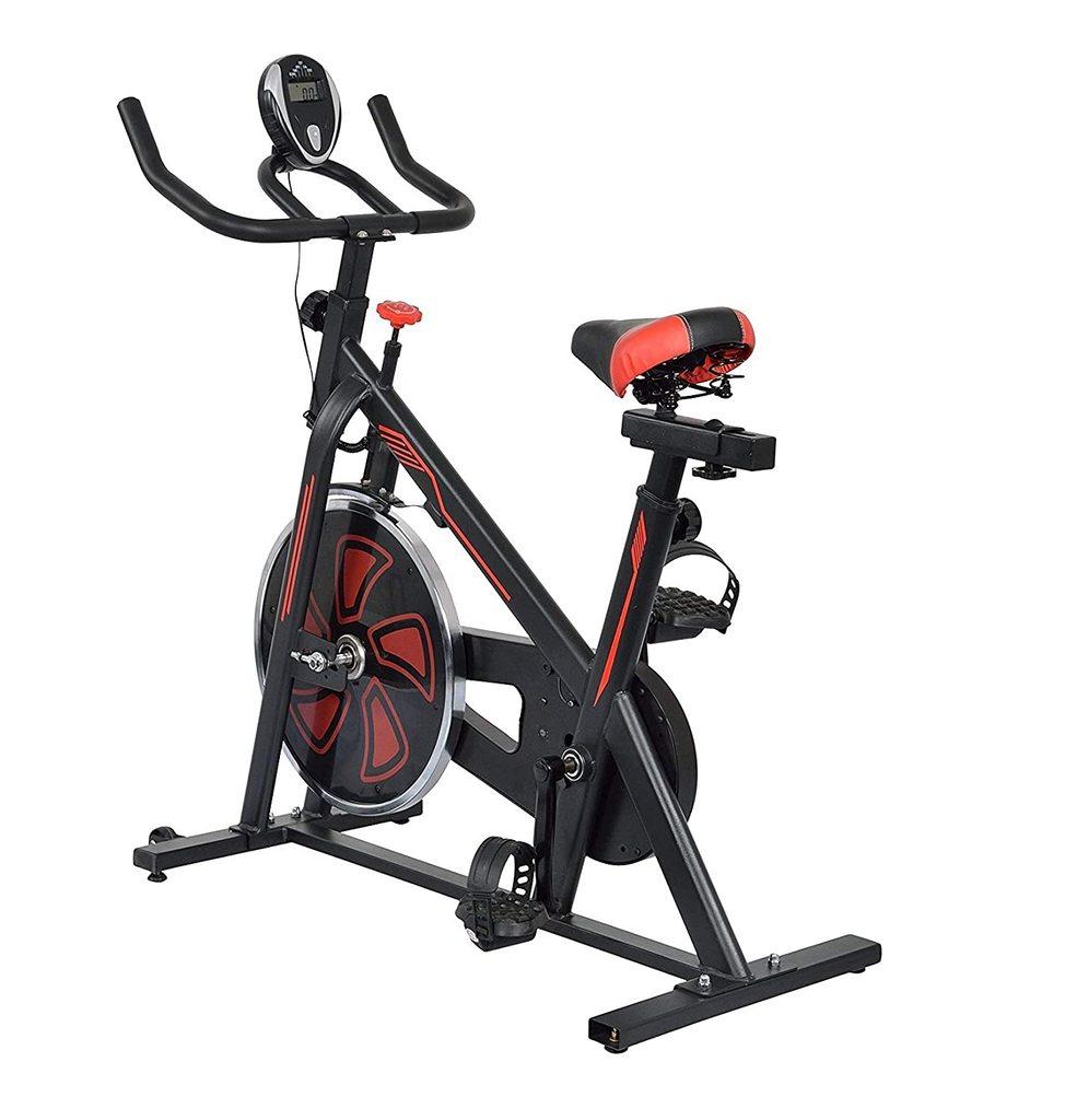 IRIS Indoor Cycle Trainer Fitness Spin Bike