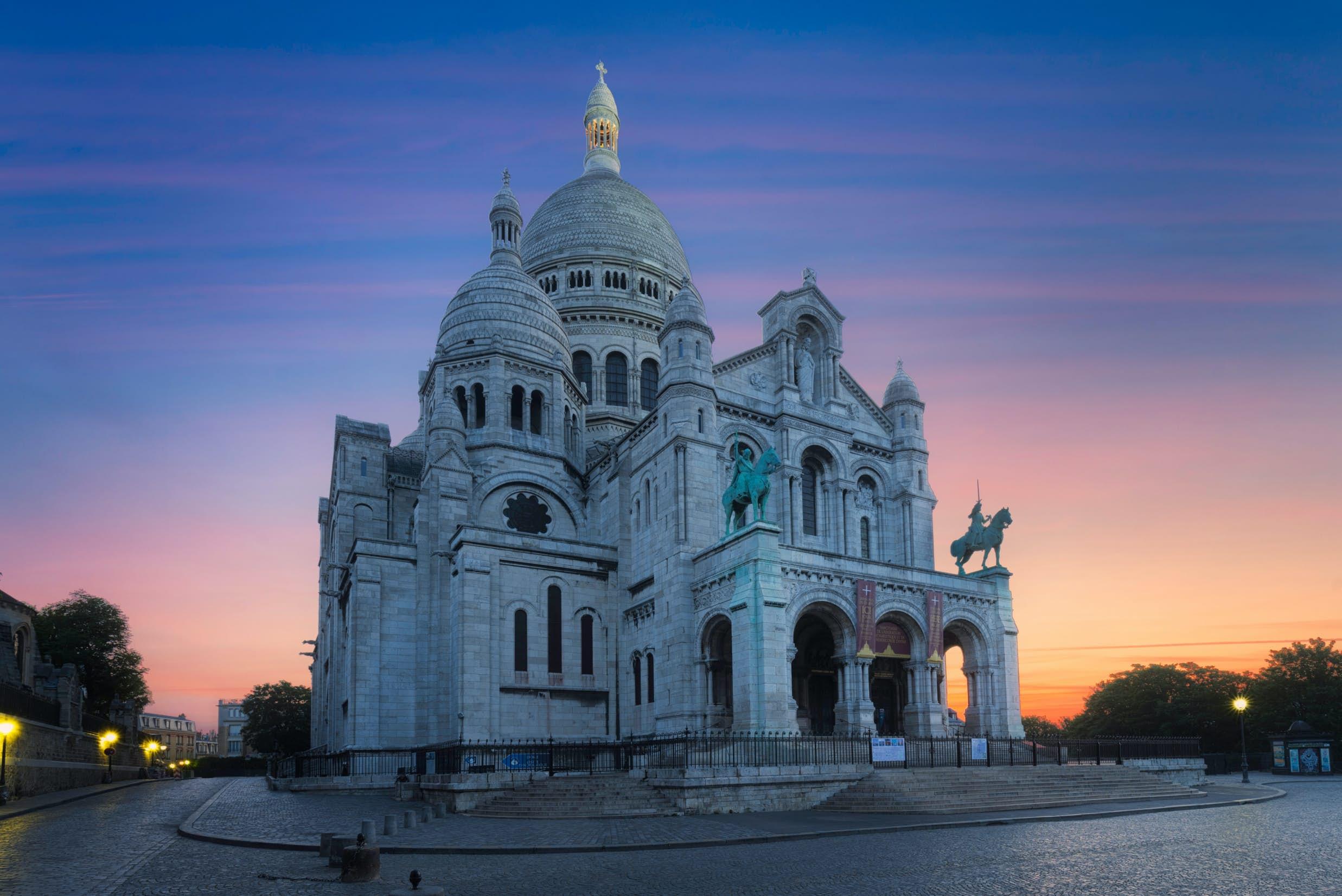Basilique du Sacré-Cœur | Paris, France Attractions - Lonely Planet