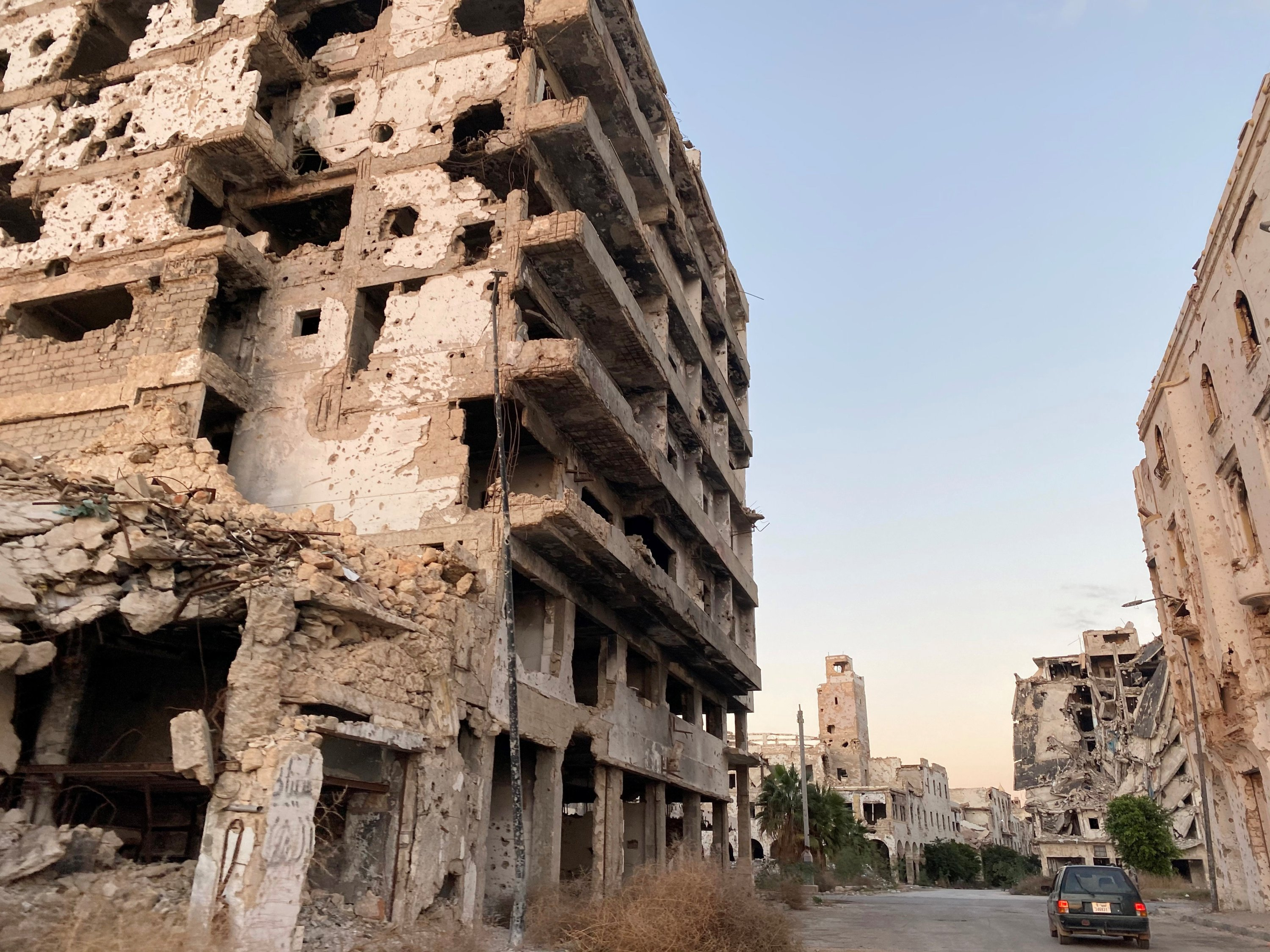 UN foresees deployment of international cease-fire monitors in Libya | Daily Sabah
