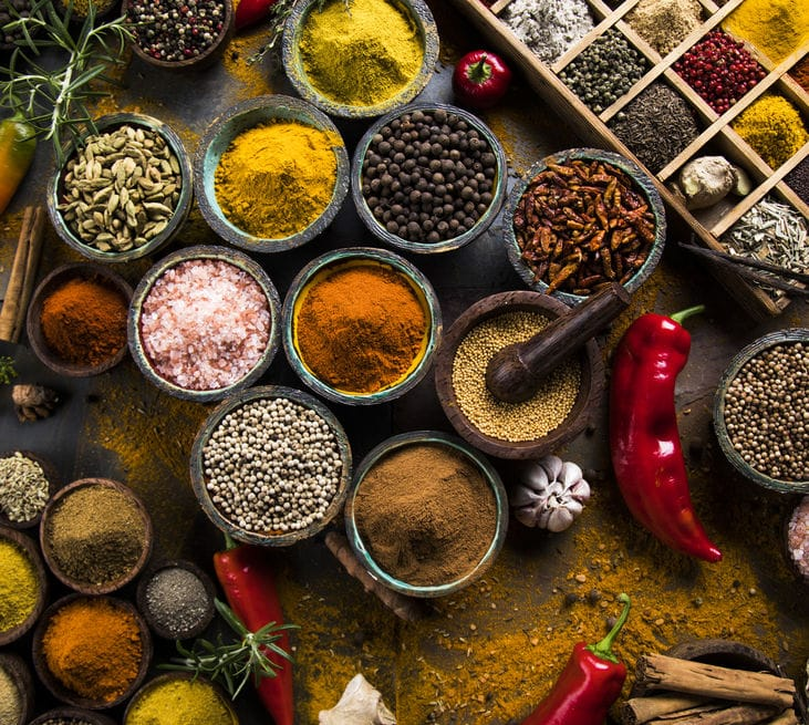 Top 10 Spices In India