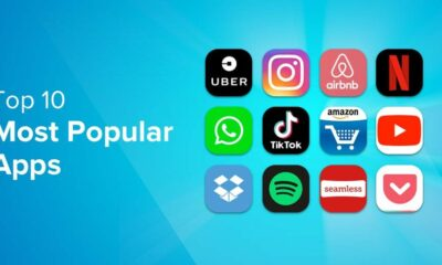 Top 10 Most Popular Applications