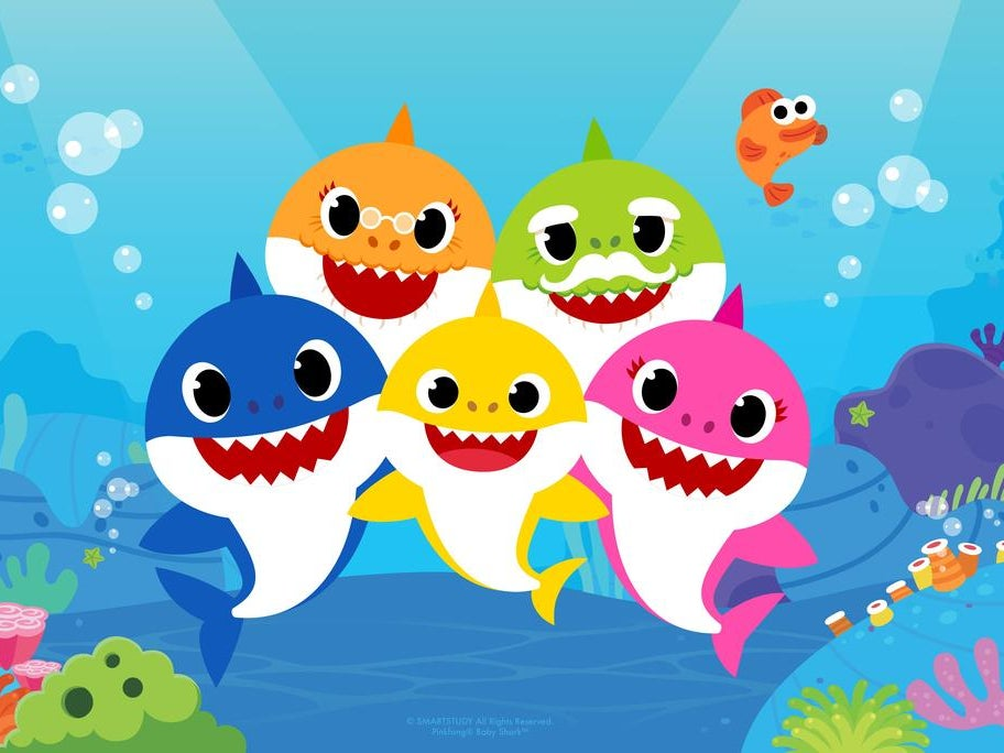 Baby Shark' TV show in the works with Nickelodeon partnership
