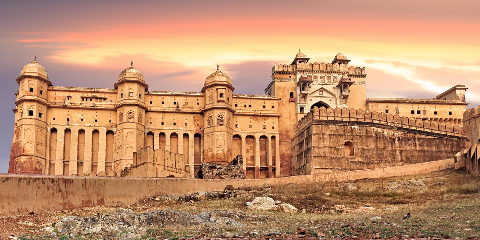 Jaipur Forts: Inside Nahargarh, Amber, and Jaigarh - Travelogues from Remote Lands