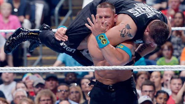 Attitude Adjustment - John Cena