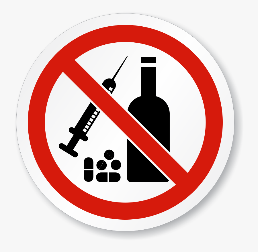 Avoid alcohol, smoking and drugs