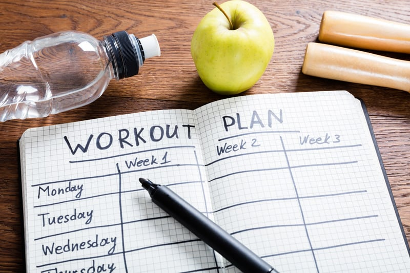 Build your own workout