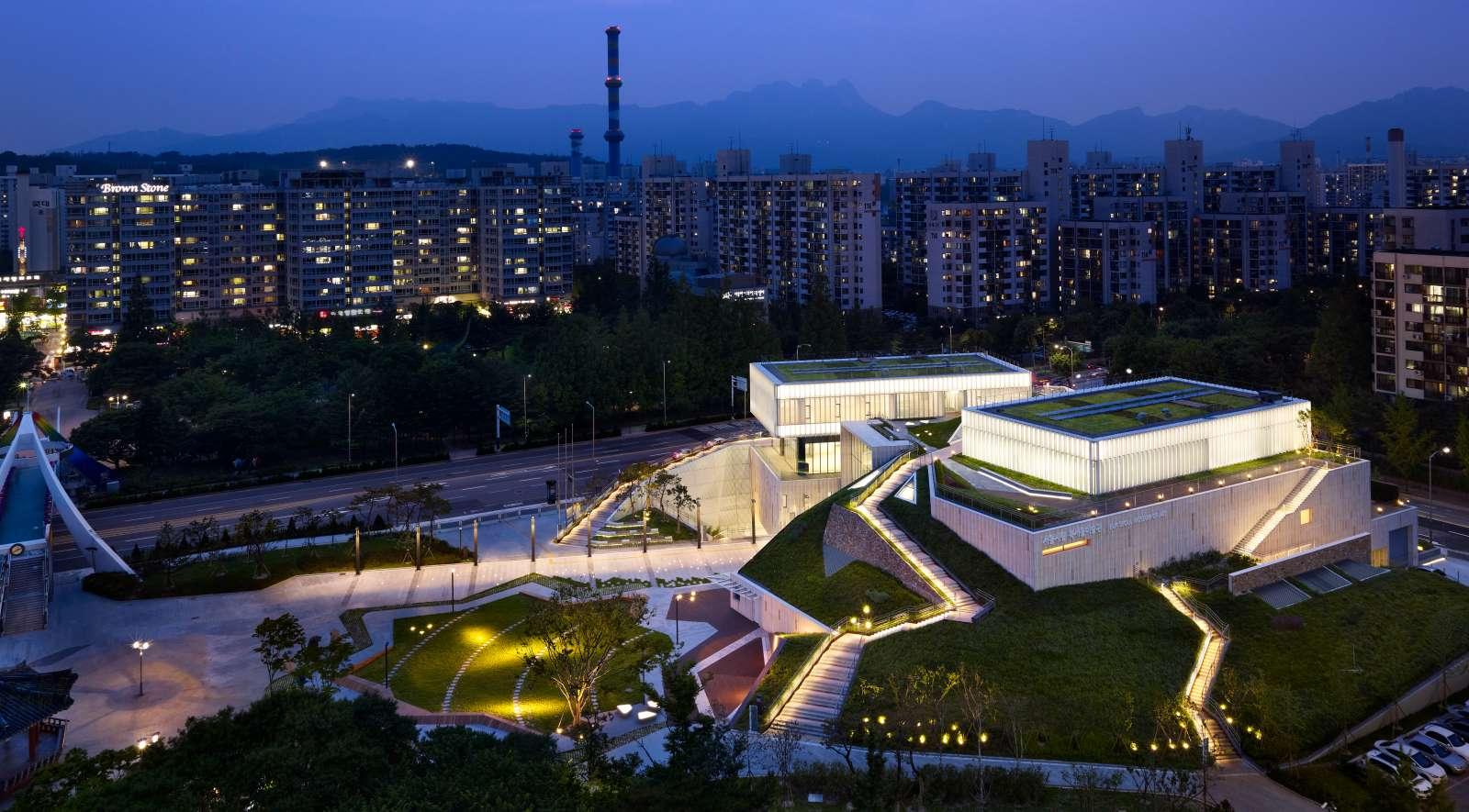 Buk Seoul Museum of Art by Samoo – aasarchitecture