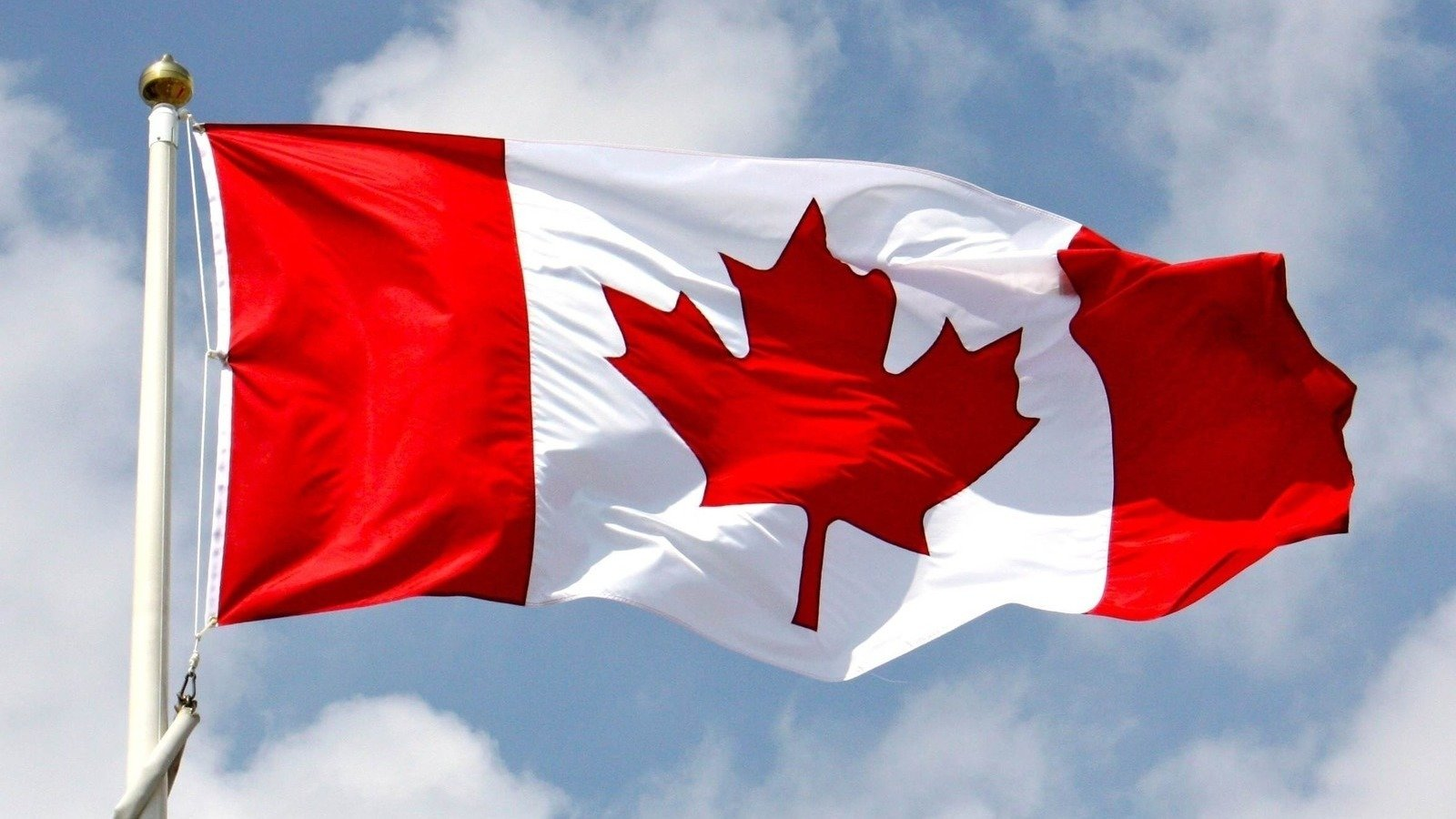 Petition · Put the Canadian flag first · Change.org