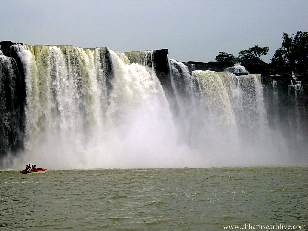 Chitrakot-waterfall