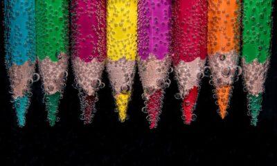 Color feature image