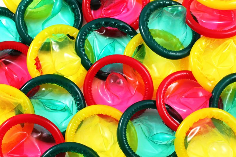 Condoms are the only form of contraception that also protect against STIs