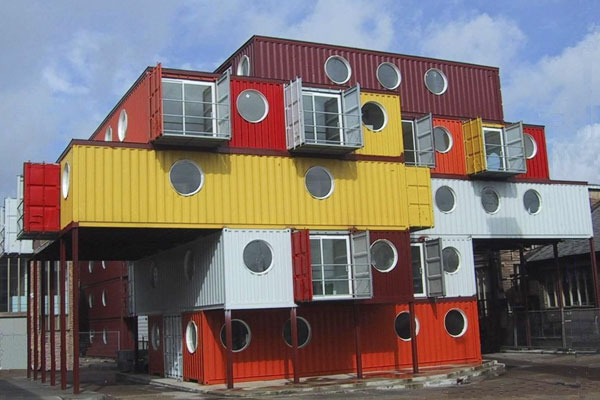 Container City 1 & 2, London