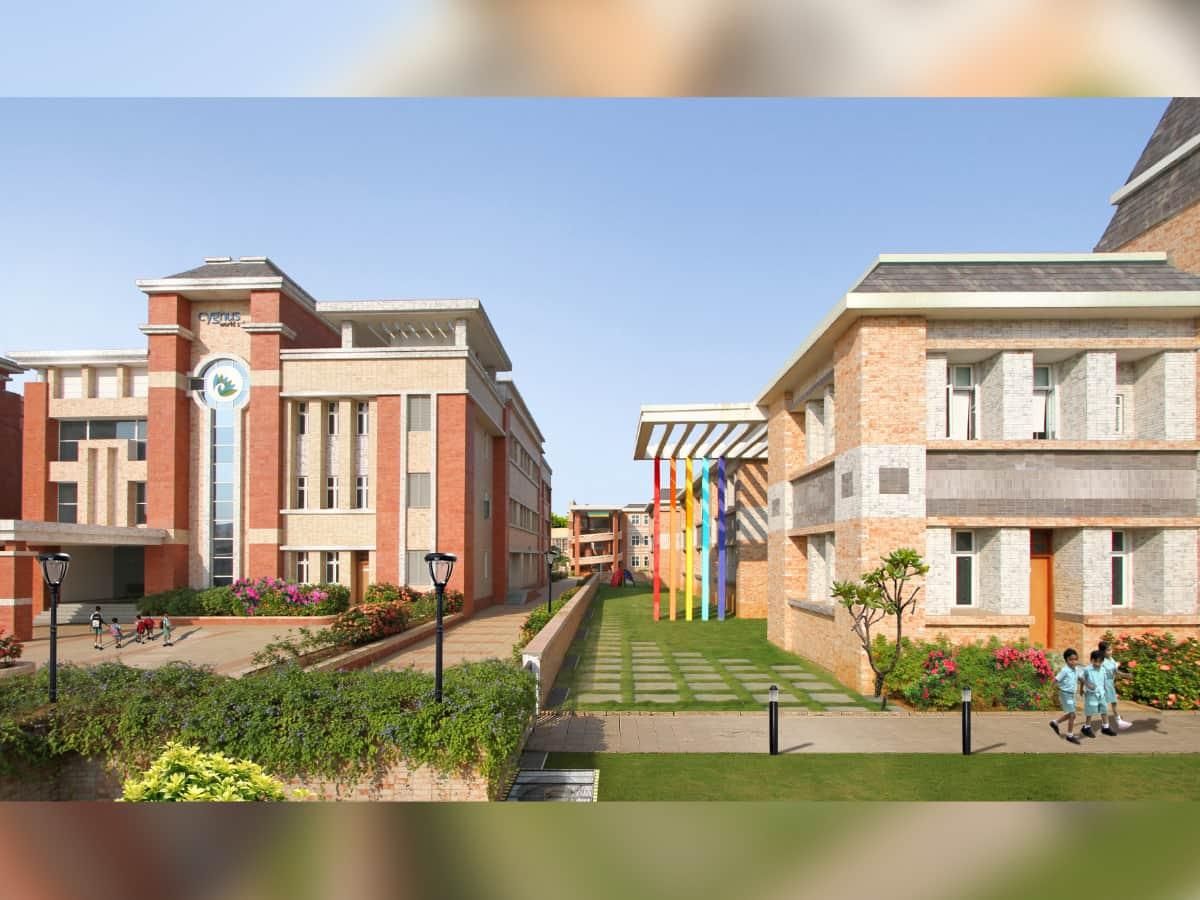 Cygnus World School, Vadodara, Gujarat; Ar. Prem Nath, Prem Nath & Associates