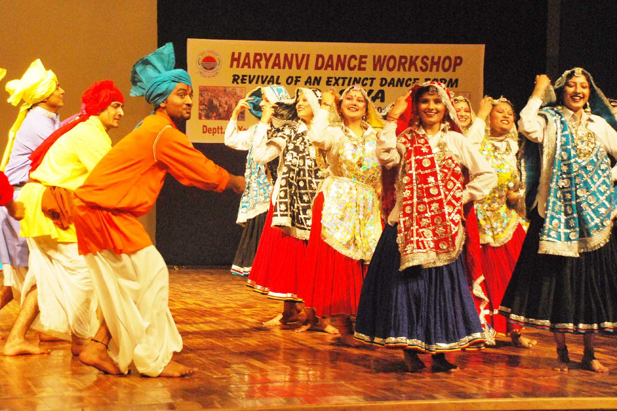 Dance forms of Haryana | Hindu Lifestyle | Indian Dance | Hindu Scriptures