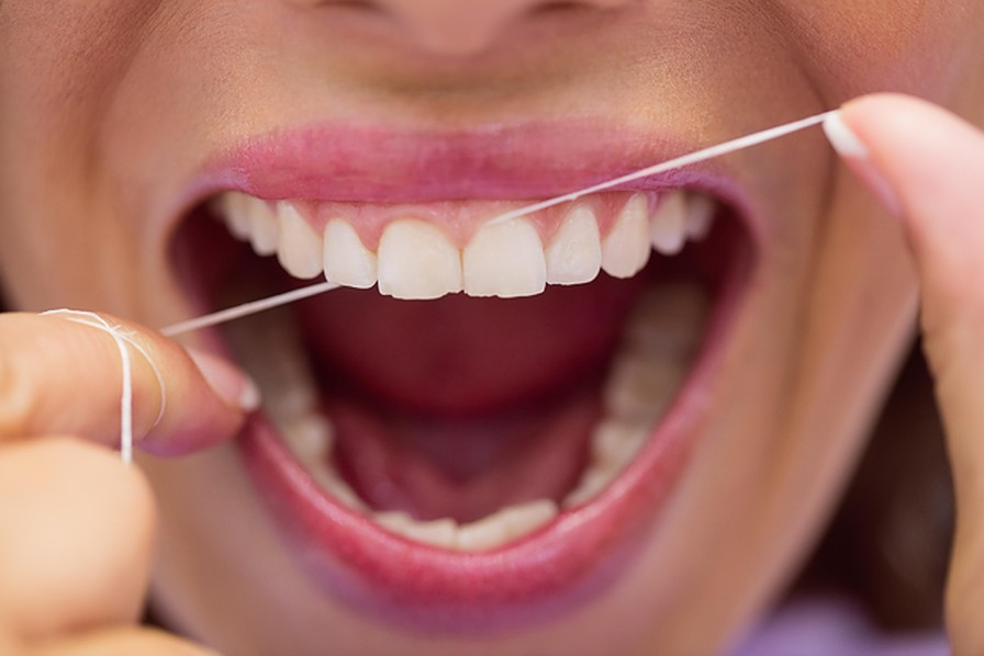 Treat flossing as important as brushing