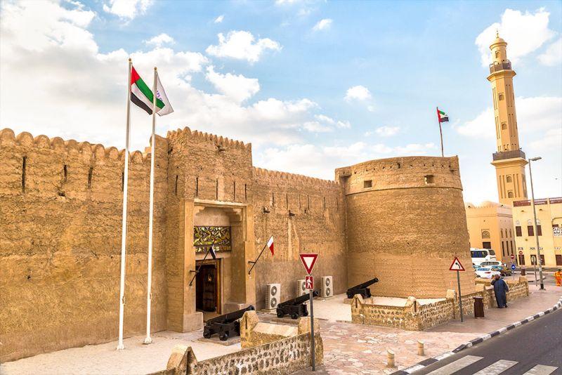 Dubai - Museum 2 - AceVentures OMT