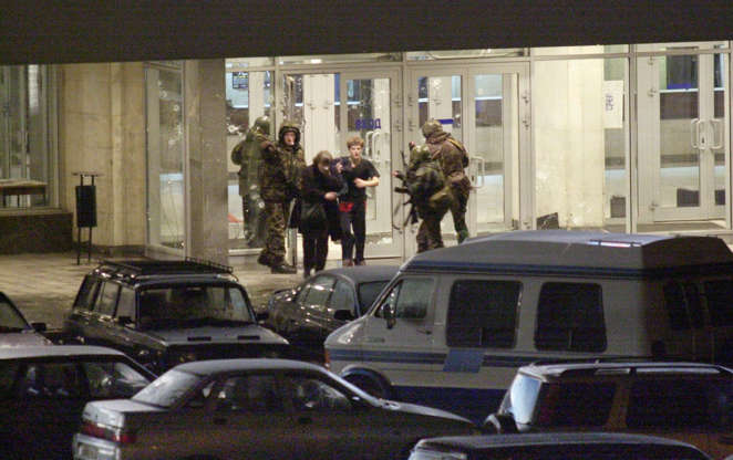 Dubrovka Theatre Siege, Moscow