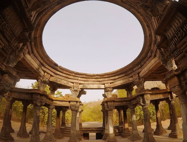 """agamshastra on Twitter: """"Lost Jain temples of Abhapuri The centuries old Jain temples in beautiful polo forest,abhapuri , Gujarat had a glories past but now lies in shambles ,This ancient city of"""