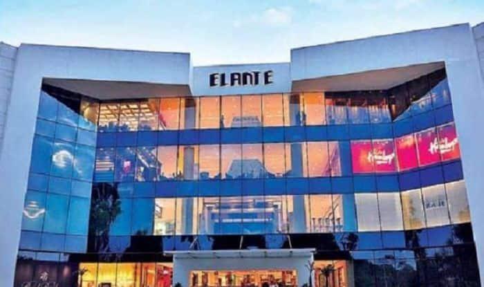 Elante Mall, Chandigarh, Bomb Threat