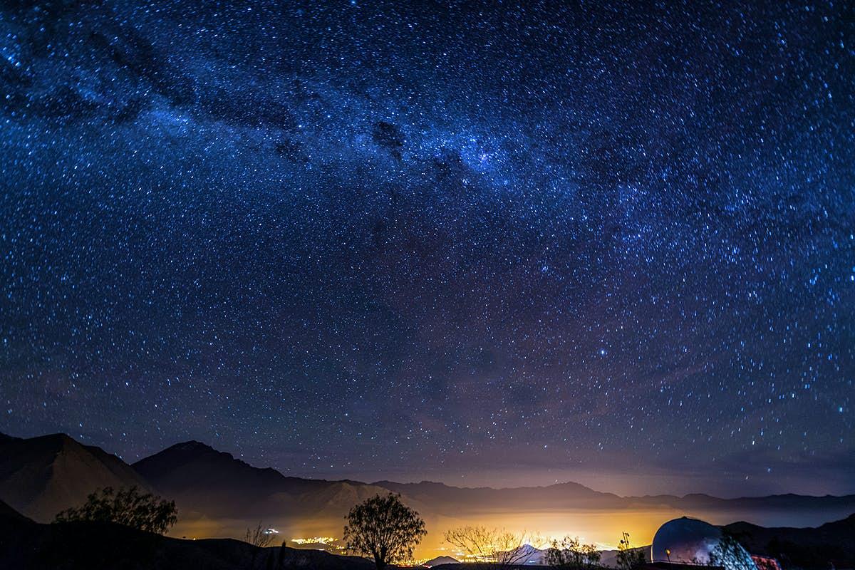 Atacama Desert and Elqui Valley
