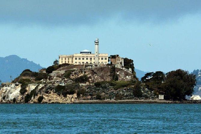 Fisherman's Wharf And Alcatraz Island