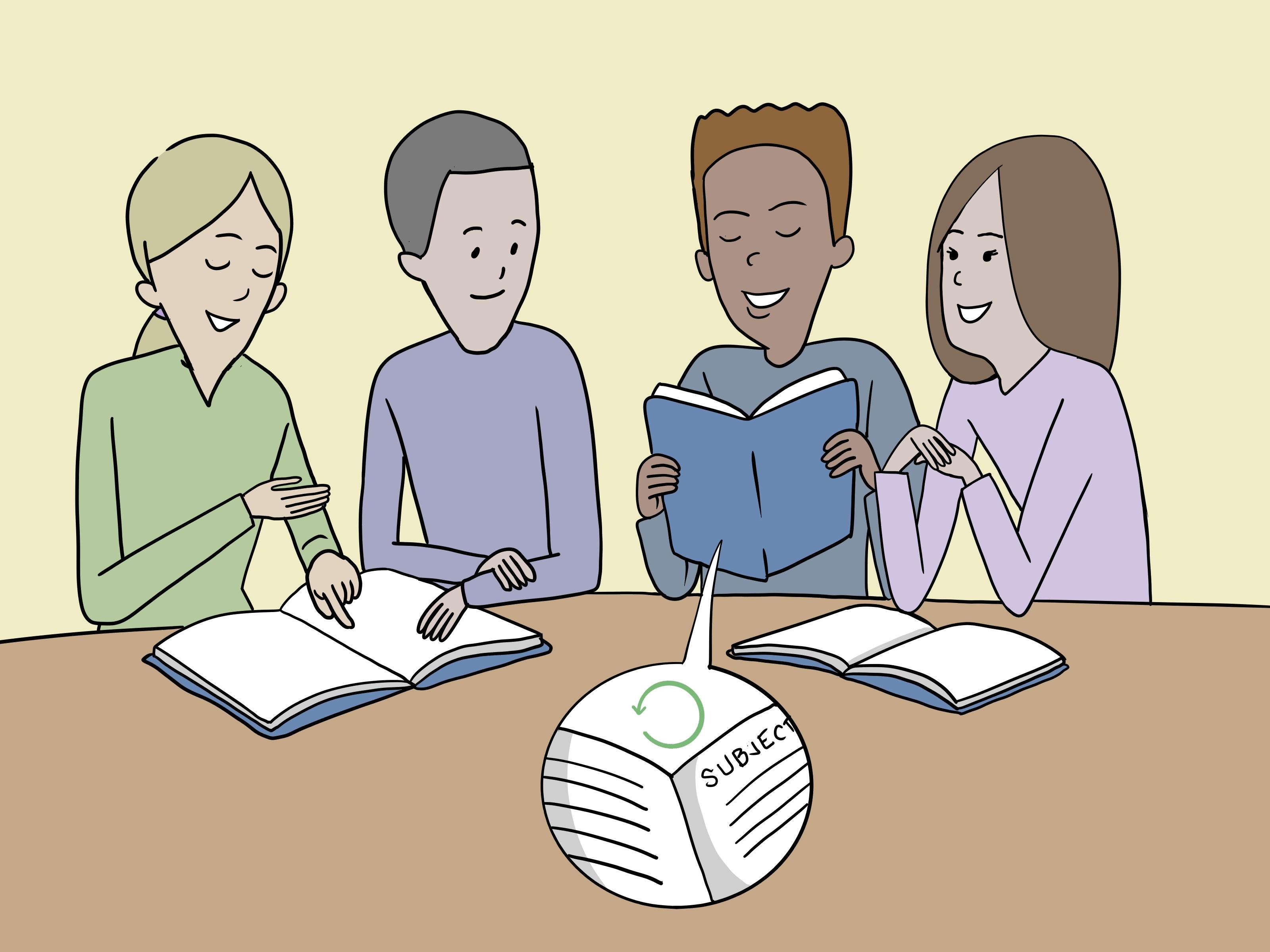 Form a Study Group Step 16