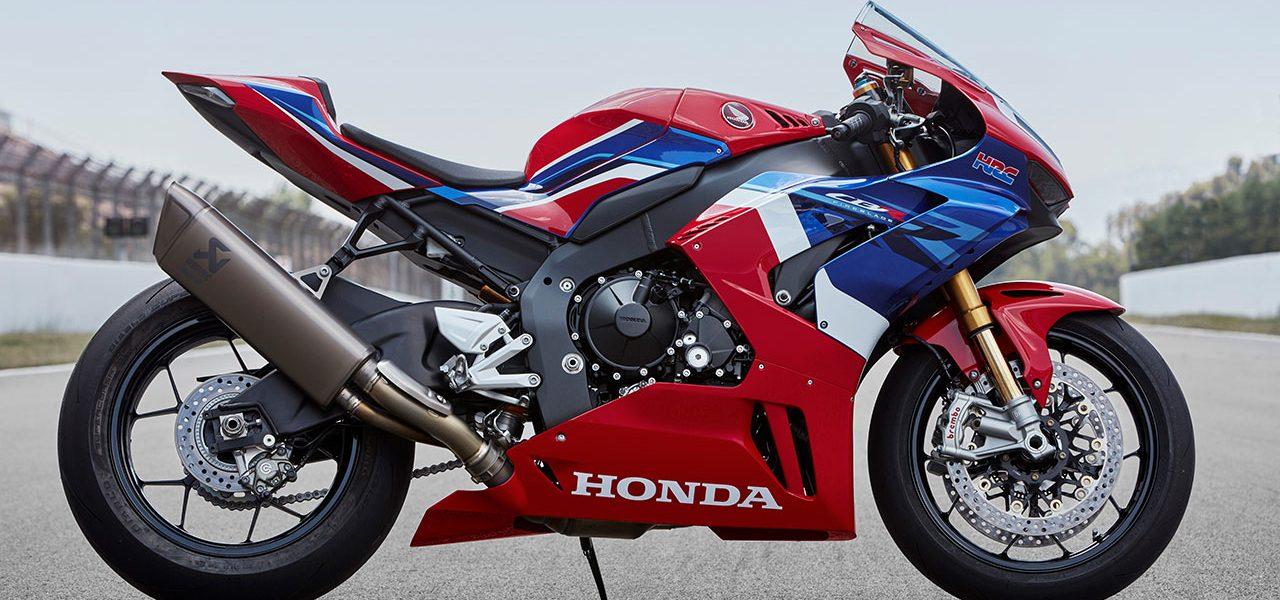 HONDA CBR1000RR R SP perfil