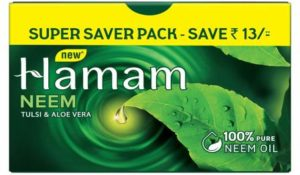 Hamam Soap (Tulsi and Aloe vera)