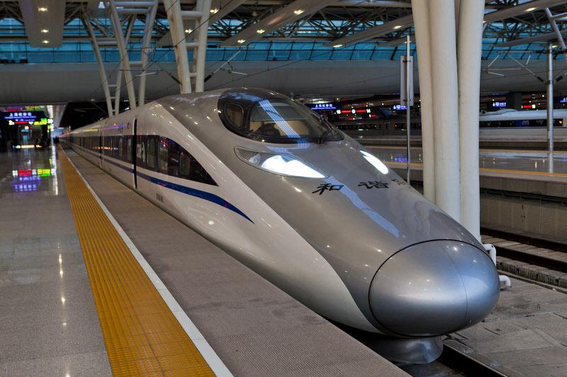 Harmony CRH 380A, 302.0 mph, China