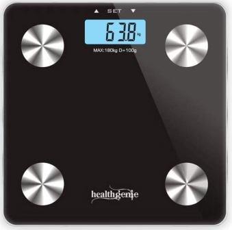 Healthgenie Body Fat Analyzer Weighing Scale