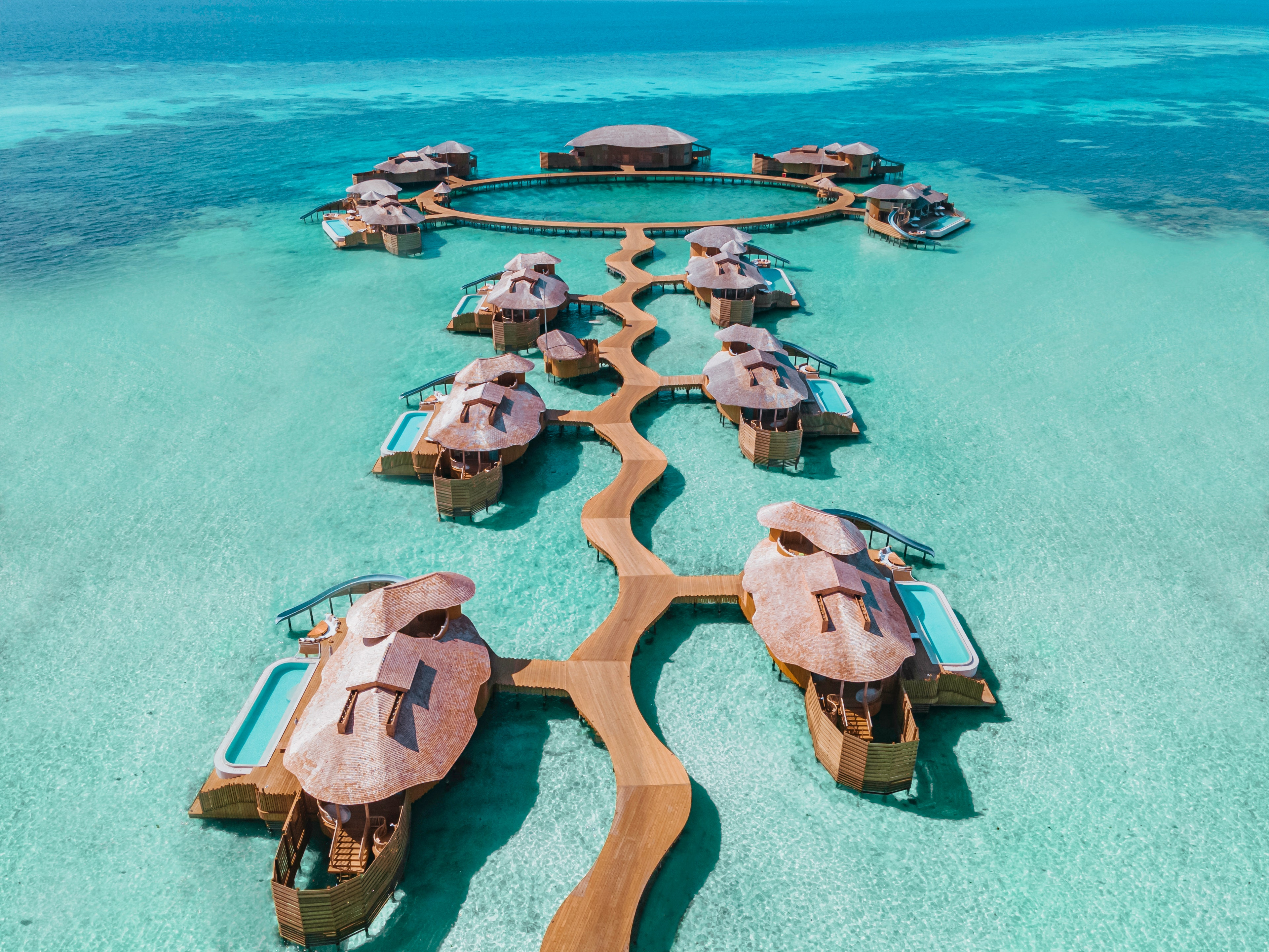 The Maldives Emerges as a COVID-Safe Haven for Style and Design Lovers | Architectural Digest