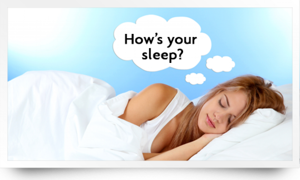 Take a good sleep
