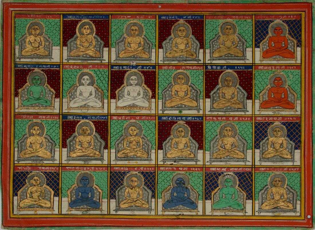 Tirthankara - Wikipedia