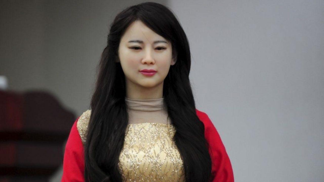 Jia Jia robot