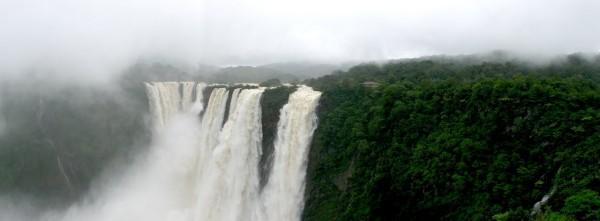Jog Falls environs