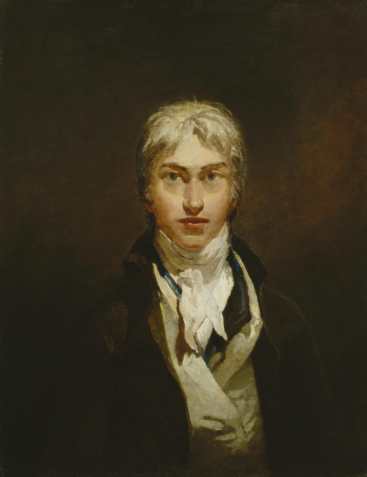Joseph Mallord William Turner Self Portrait 1799 1