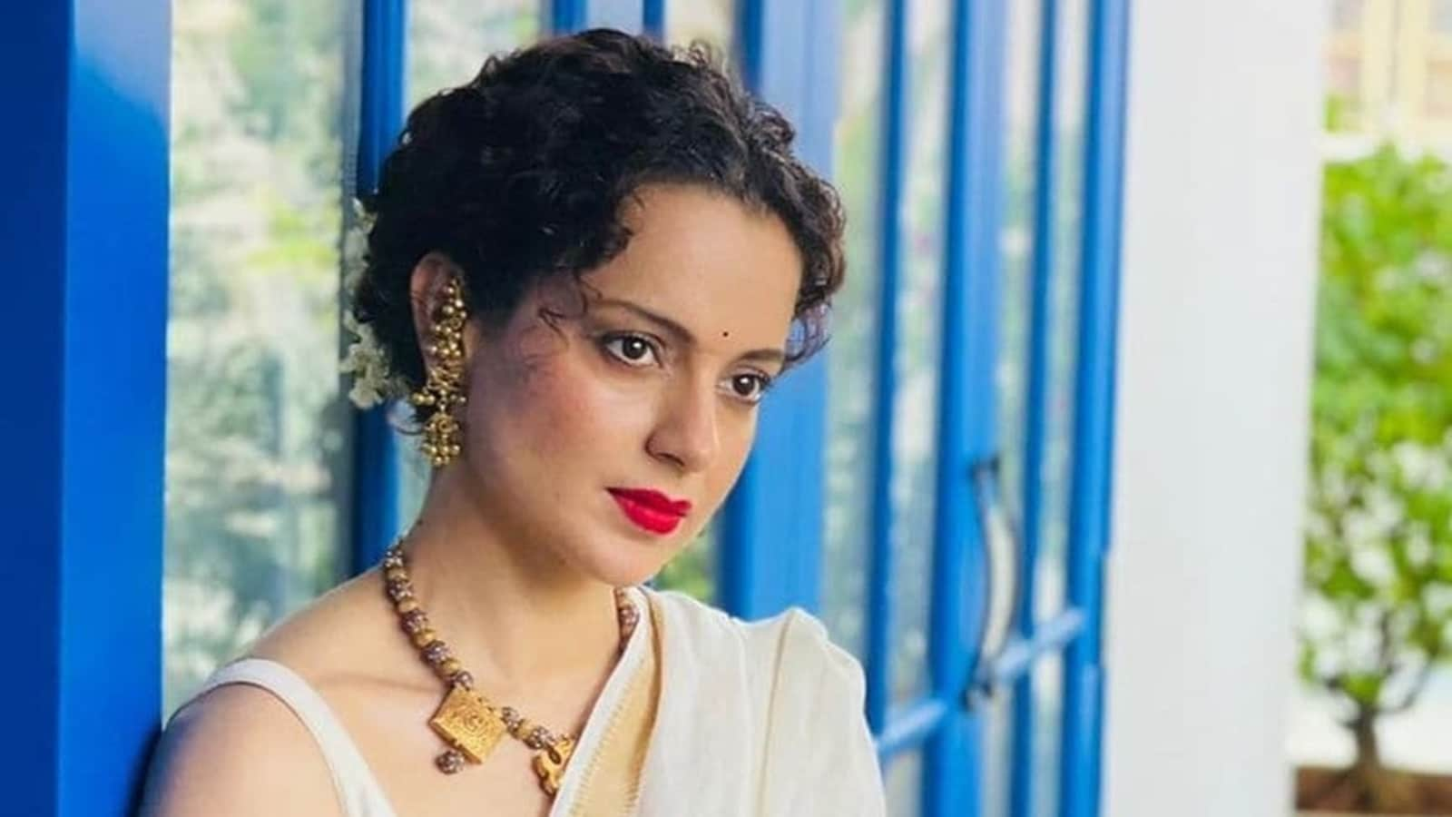 Kangana Ranaut calls Covid-19 'a wake-up call' after dismissing it as 'small-time flu which got too much press' | Hindustan Times
