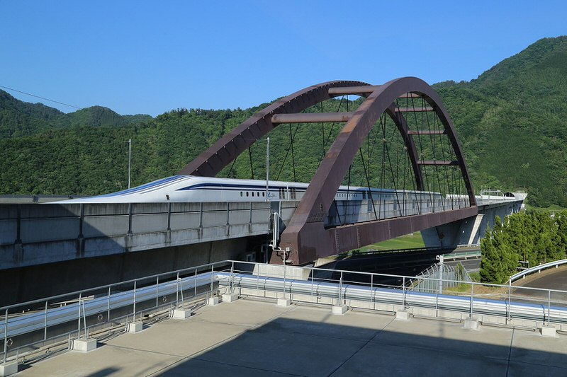 L0 Series Maglev, 375 mph, Japan
