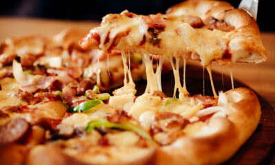 Top 10 best places to eat pizzas