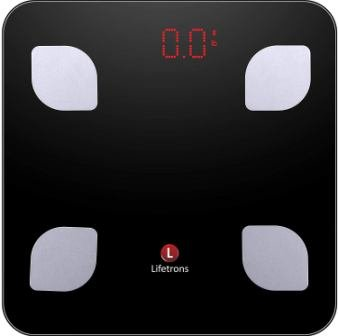 Lifetrons Smart Body Composition Digital body Weighing Scale